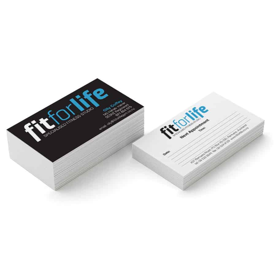 Printsaver business cards and other print