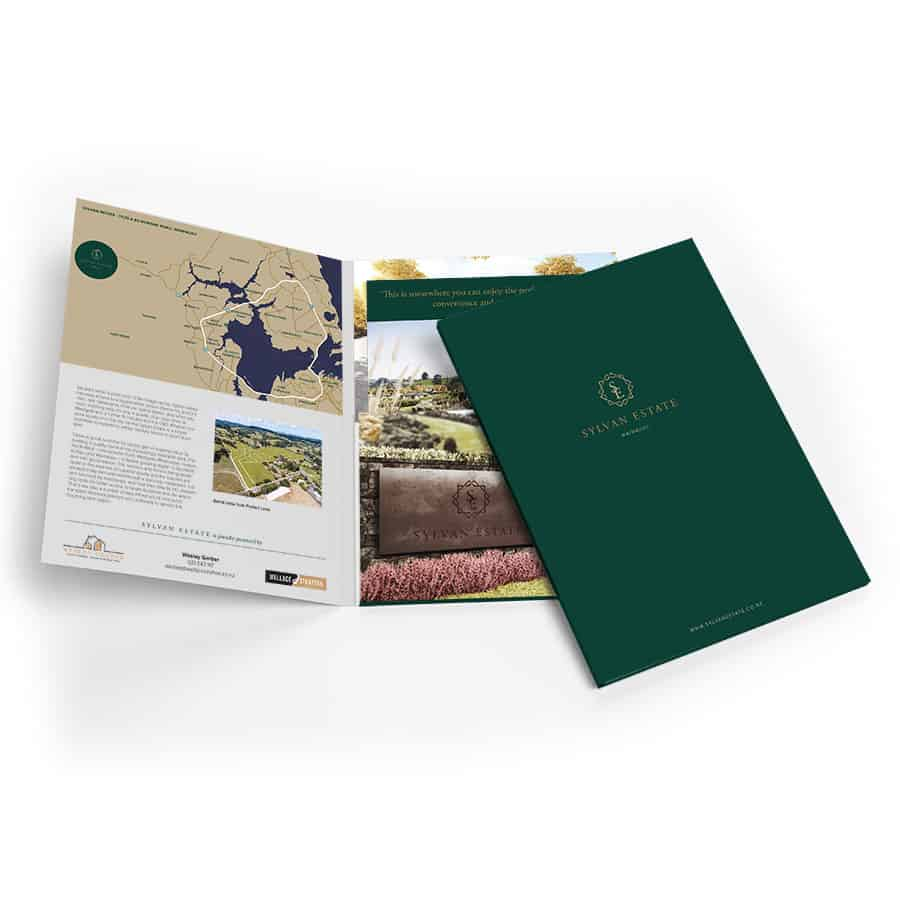 Presentation folders by Printsaver